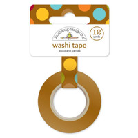 Doodlebug Designs - Washi Tape - Woodland Berries