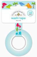 Doodlebug Designs - Washi Tape - Dino-Mite