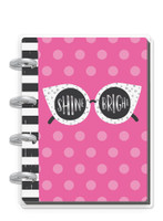 Me and My Big Ideas - Happy Planner Notes - Micro Memo - Shine Bright (Graph) (Exclusive)