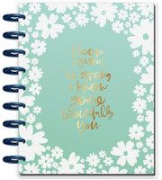 Me and My Big Ideas - Classic Guided Journal - You're Beautifully You (Wellness)