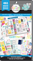The Happy Planner - Me and My Big Ideas - Value Pack Stickers - Color Story 3