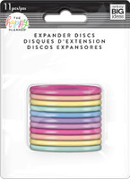 Me and My Big Ideas - The Happy Planner - Big (Large) Discs - Pastel Rainbow (Exclusive)
