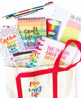 Be Happy Box  - The Happy Planner - Me and My Big Ideas - Be Happy Box - Amy Tangerine