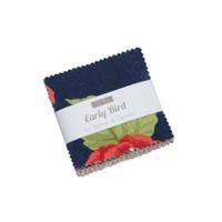 Moda Fabric Precuts - Mini Charm - Early Bird by Bonnie & Camille