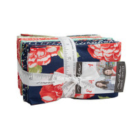 Moda Fabric Precuts - Early Bird by Bonnie & Camille - Fat Eighth Bundle