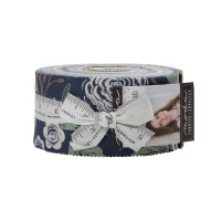 Moda Fabric Precuts Jelly Roll - Harvest Road by Lella Boutique