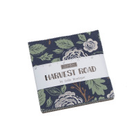 Moda Fabric Precuts Charm Pack - Harvest Road by Lella Boutique