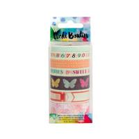 Vicki Boutin - Mixed Media Washi Tape Set - Color Pop