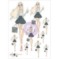 My Prima Planner - Josefina Planner Stickers - Go Getter