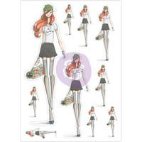 My Prima Planner - Josefina Planner Stickers - Charismatic