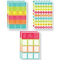 Plan It Now - Planner Stickers - June