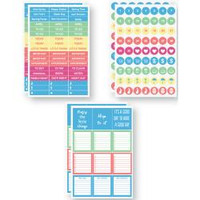 Plan It Now - Planner Stickers - April