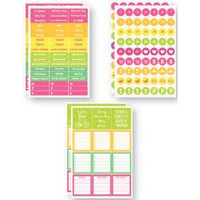 Plan It Now - Planner Stickers - May