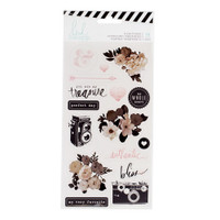 Heidi Swapp - Clear Stickers - Magnolia Jane