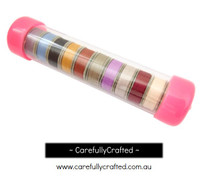 Bobbin Storage Tube - Sue Daley Designs