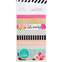 Heidi Swapp - Memory Planner - Washi Sticker Sheets