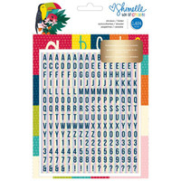 Shimelle - Box Of Crayons Stickers