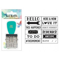 Vicki Boutin - Rotary Phrase Stamp