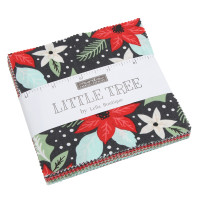 Moda Fabric Precuts Charm Pack - Little Tree by Lella Boutique