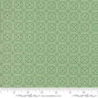 Moda Fabric - Little Tree - Lella Boutique - Embossed Light Green #5095 12