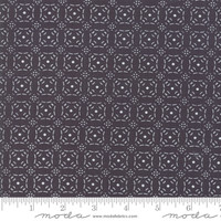 Moda Fabric - Little Tree - Lella Boutique - Embossed Black #5095 14