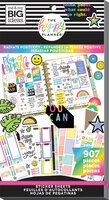 The Happy Planner - Me and My Big Ideas - Value Pack Stickers - Radiate Positivity