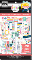 The Happy Planner - Me and My Big Ideas - Value Pack Stickers - Womankind