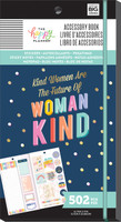 The Happy Planner - Me and My Big Ideas - Accessory Book - Womankind