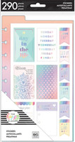 The Happy Planner - Me and My Big Ideas - Dashboard Stickers - Pastels