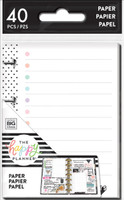 Me and My Big Ideas - The Happy Planner - Micro Note Paper (Keepsake) - Pastel