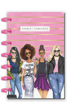 Me and My Big Ideas - Mini Happy Planner - Rongrong - Fierce & Fabulous (Dated, Monthly)