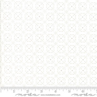 Moda Fabric - Little Tree - Lella Boutique - Embossed White #5095 11