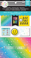 The Happy Planner - Me and My Big Ideas - Multi Accessory Pack - Radiate Positivity