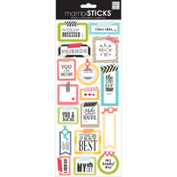 Me and My Big Ideas - The Happy Planner - Specialty Stickers - Sayings