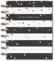 The Happy Planner - Me and My Big Ideas - Happy Planner Classic - Think Dream Plan (Dated, Vertical)
