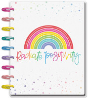 The Happy Planner - Me and My Big Ideas - Classic Guided Journal - Radiate Positivity