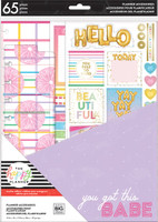 Me and My Big Ideas - The Happy Planner - BIG Accessory Pack - Super Fun