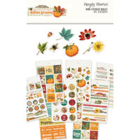 Carpe Diem - Simple Stories - Autumn Splendor Mini Sticker Tablet