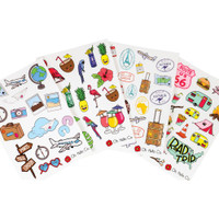 Oh Hello Co - Planner Stickers - Travel