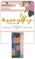 Mommy Lhey Designs - Washi Tape Set - Blush