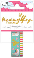 Mommy Lhey Designs - Washi Tape Set - Llama