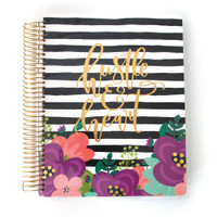Paper House - Mommy Lhey - 12 Month Planner - Hustle (Undated, Vertical)