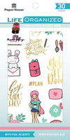 Paper House - Mommy Lhey - Sticker Book - Productivity
