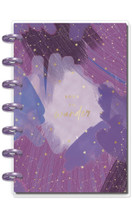 Me and My Big Ideas - 2020 Deluxe Mini Happy Planner - Stargazer (Dated, Monthly)