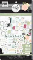 The Happy Planner - Me and My Big Ideas - Value Pack Stickers - HomeBody
