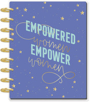 Me and My Big Ideas - 2020 Deluxe Classic Happy Planner - Encourager Empower - 12 Months (Dated, Vertical)