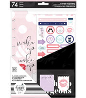 The Happy Planner - Me and My Big Ideas - Classic Accessory Pack - Glam Girl