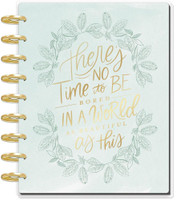 Me and My Big Ideas - 2020 Deluxe Classic Happy Planner - World Homebody - 12 Months (Dated, Dashboard Layout)