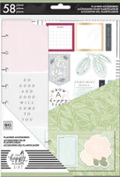 The Happy Planner - Me and My Big Ideas - Classic Accessory Pack - Homebody