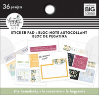 The Happy Planner - Me and My Big Ideas - Tiny Sticker Pad - Homebody